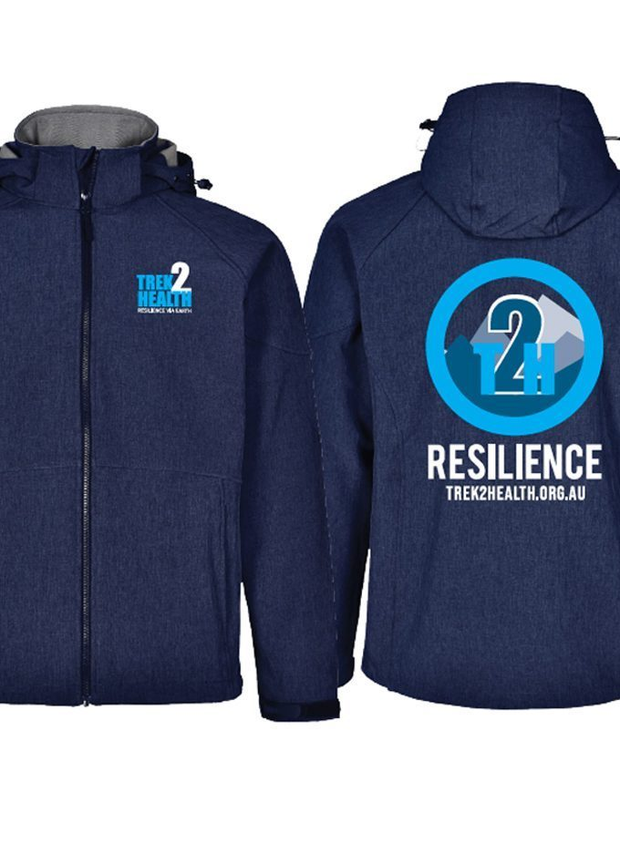 REWARDS - Fundraise $500 for an official Trek2Health Wilderness Jacket