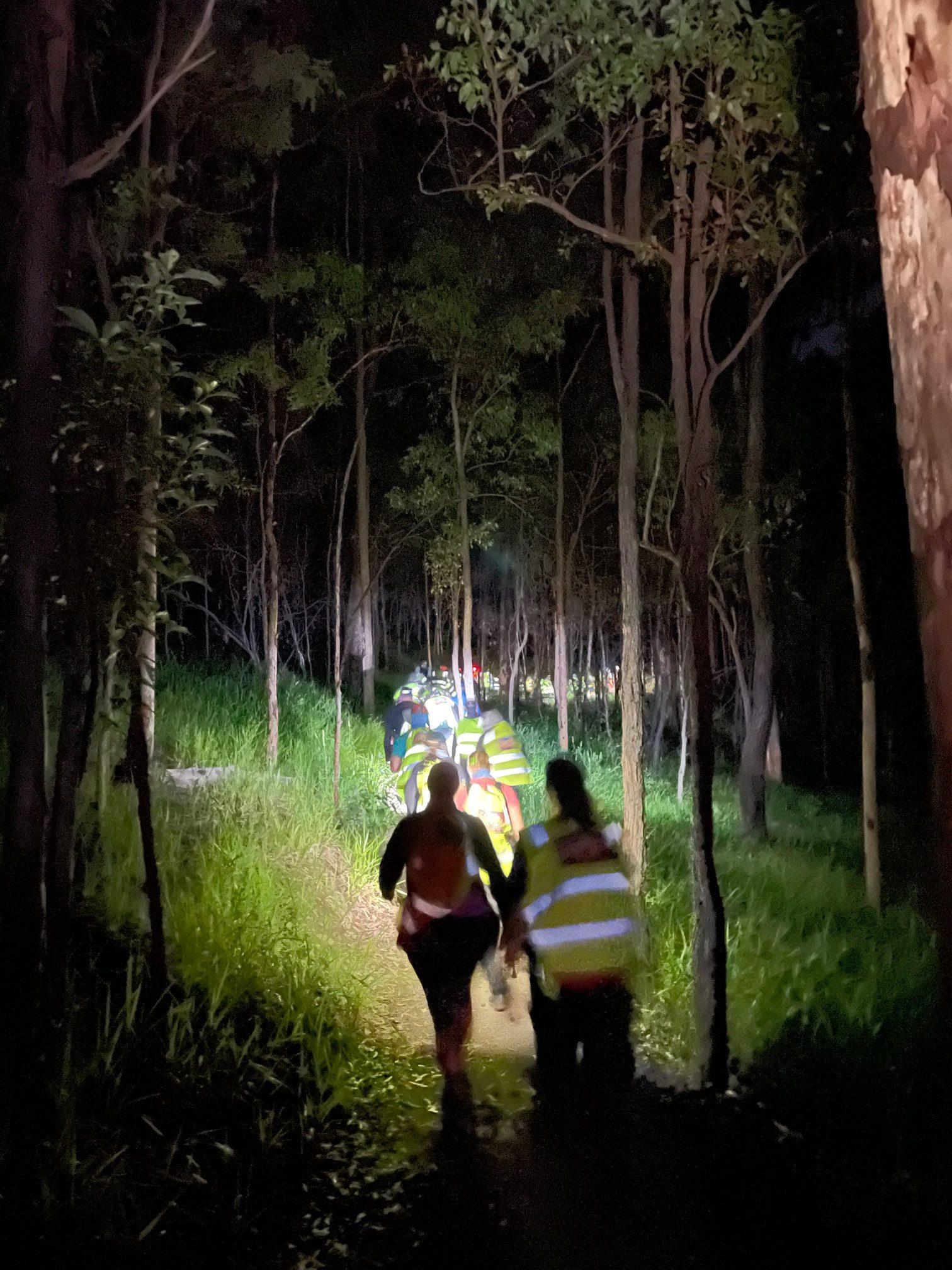 midnight-dawn-Anzac Service-trek4